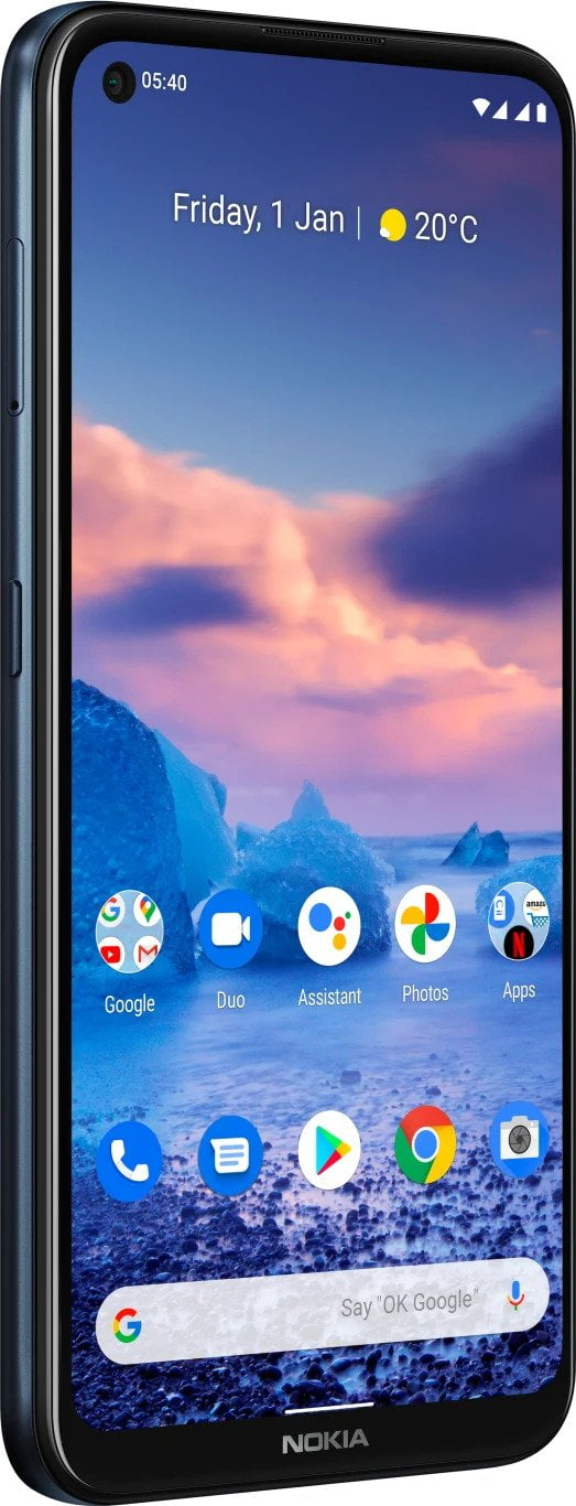 Nokia 5.4 Screen