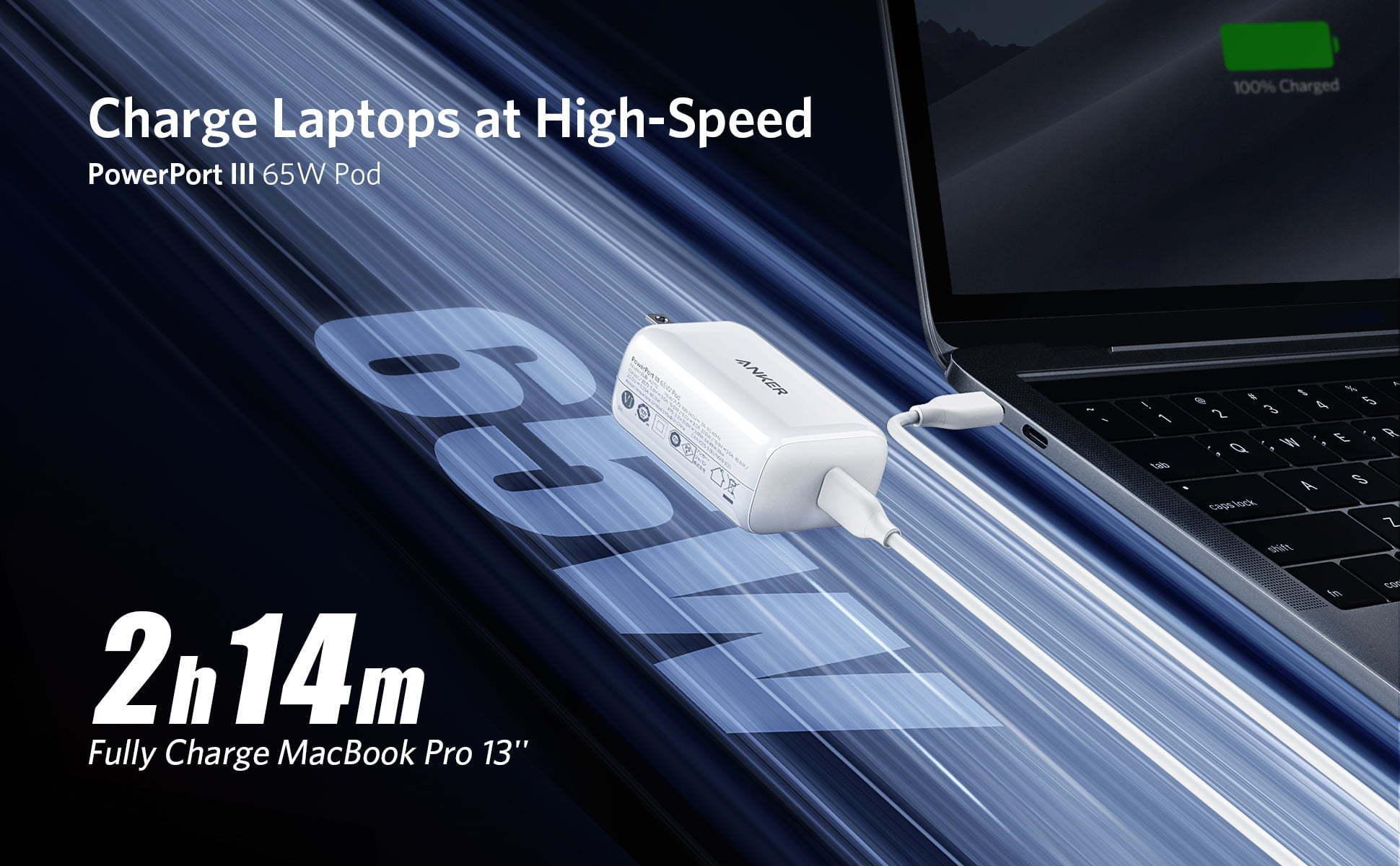 PowerPort III 65W Pod