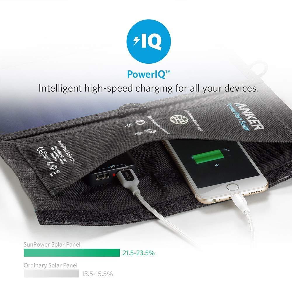 PowerPort Solar Lite 2 Speed