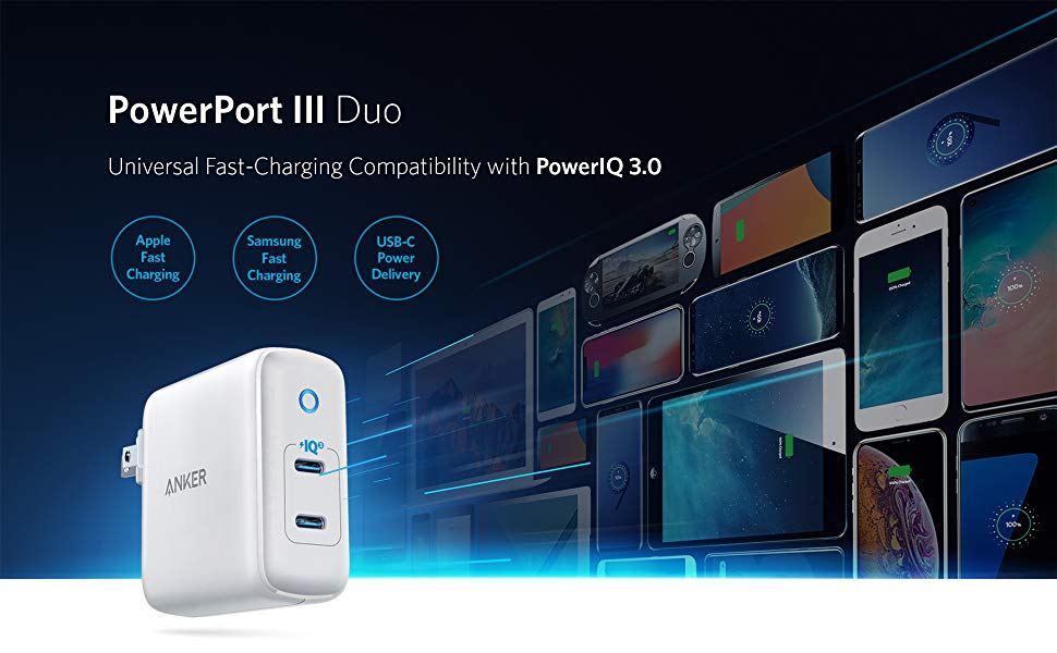 Powerport III Duo Charger