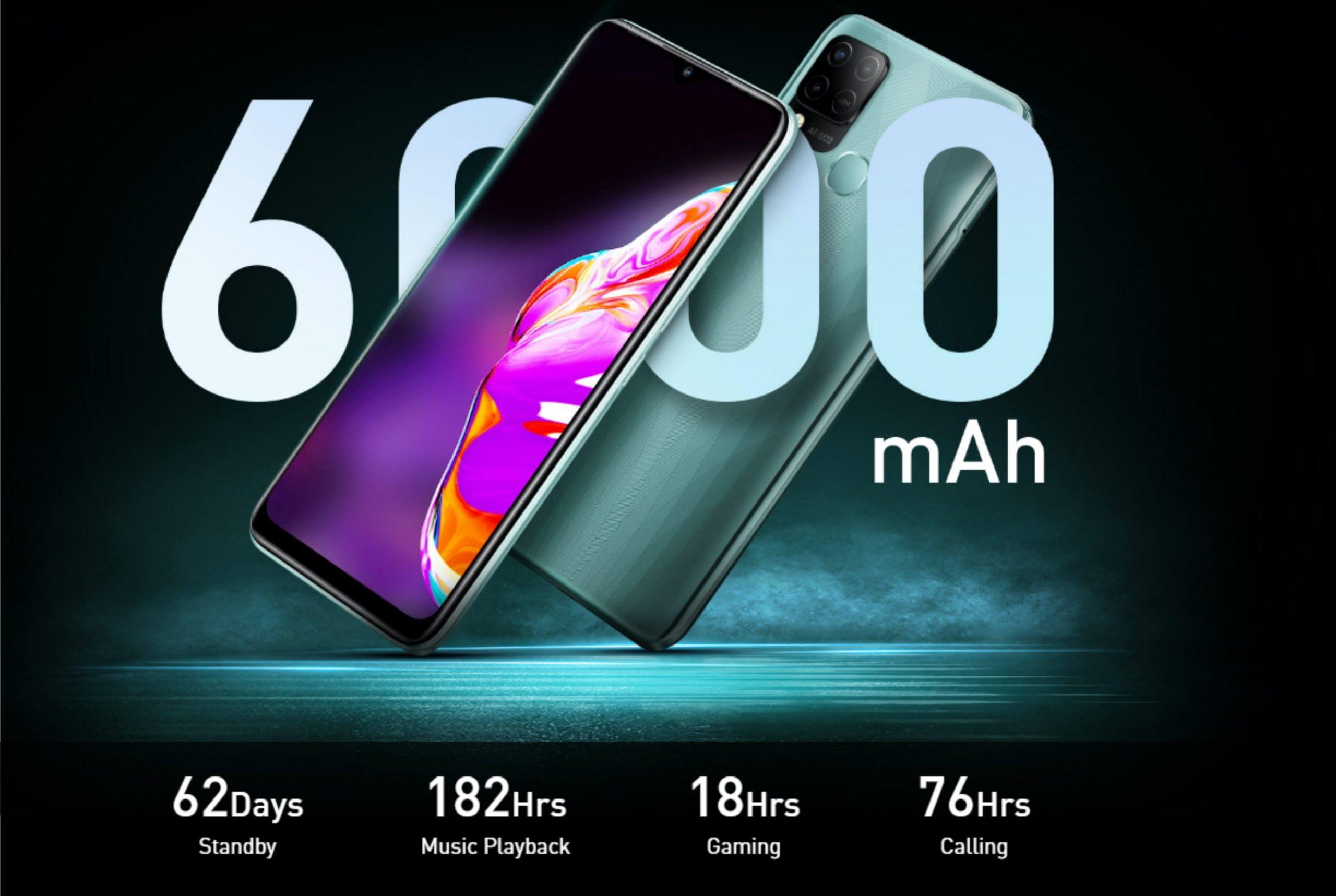 Infinix Hot 10S Battery