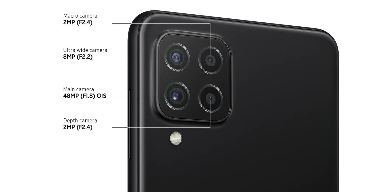 Galaxy A22 Camera