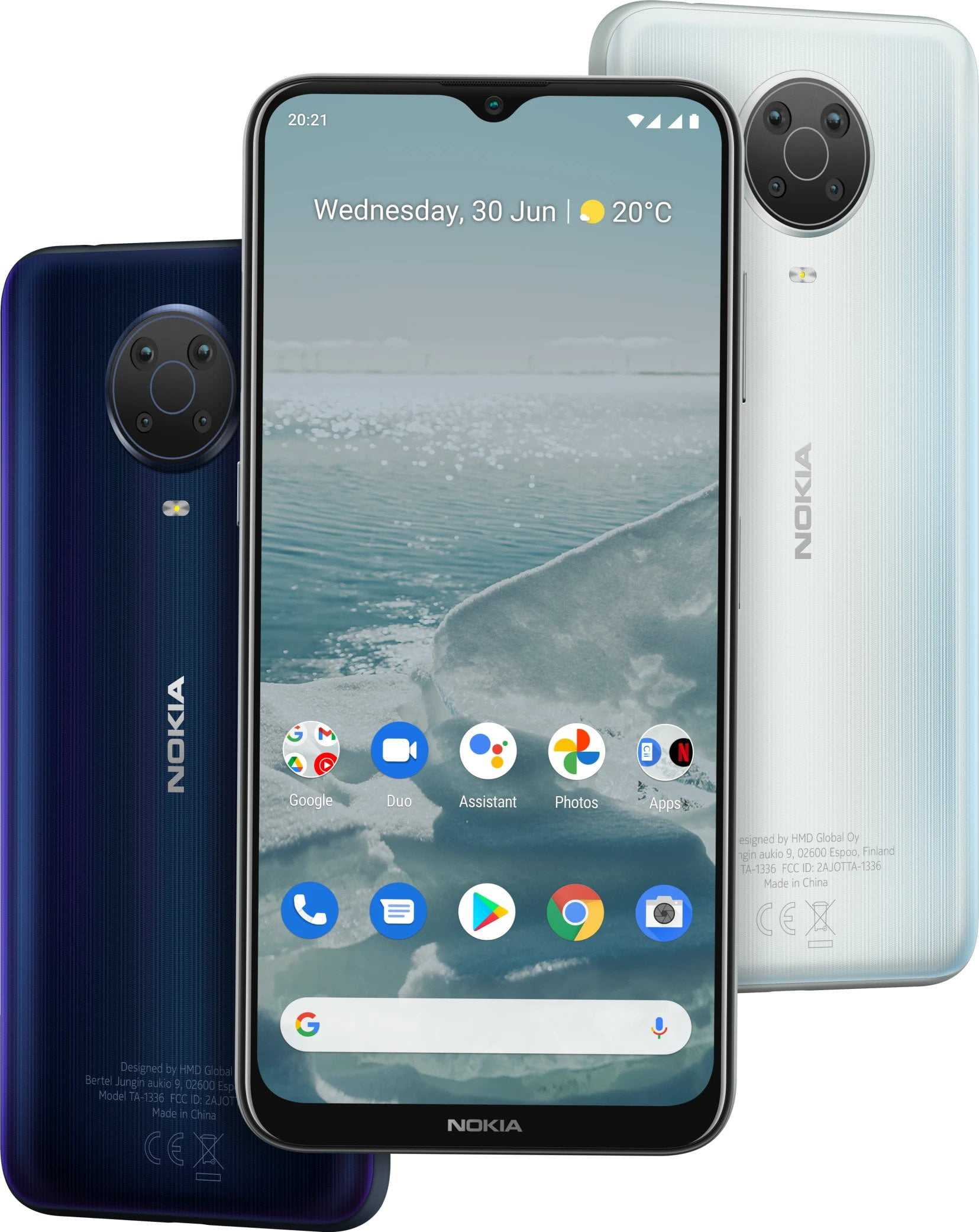 Nokia G20 Features