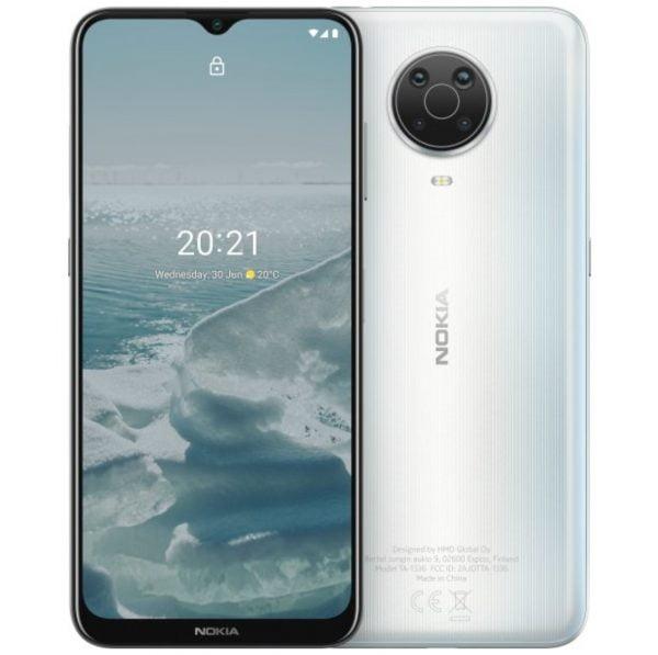 Nokia G20 Glacier Color