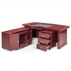 1.8M Executive Office Desk