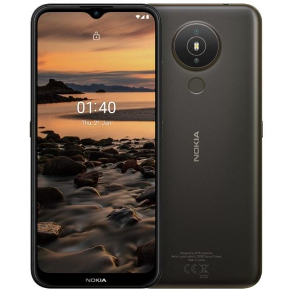 Nokia 1.4 - Charcoal Color