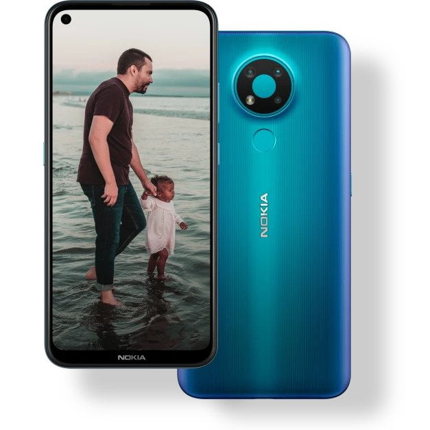 Nokia 3.4 by Mkopa