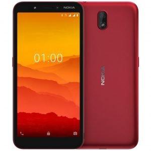 Nokia C1 - Red Color