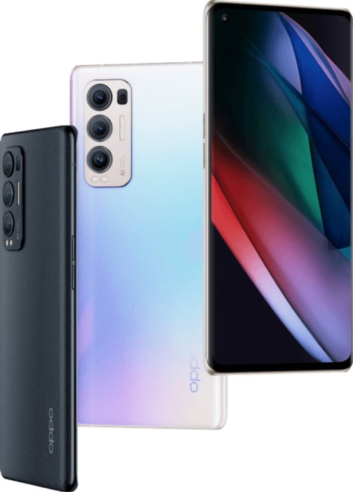 Oppo Find X3 Neo Colors