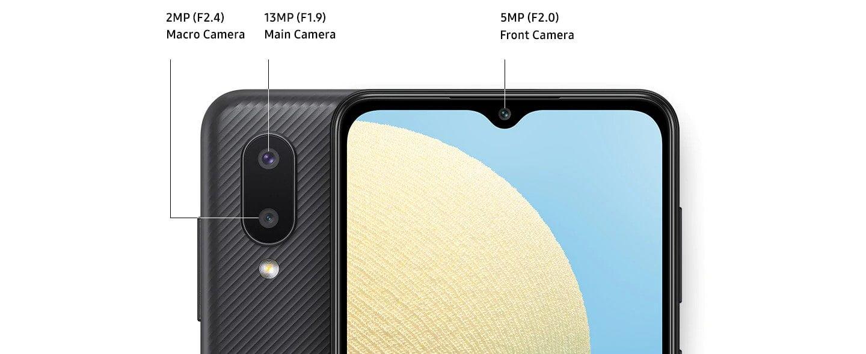 Mkopa- Samsung A02 Camera
