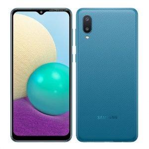 Samsung-Galaxy A02 - Blue